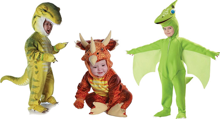 Dinosaur Halloween costumes for kids - b