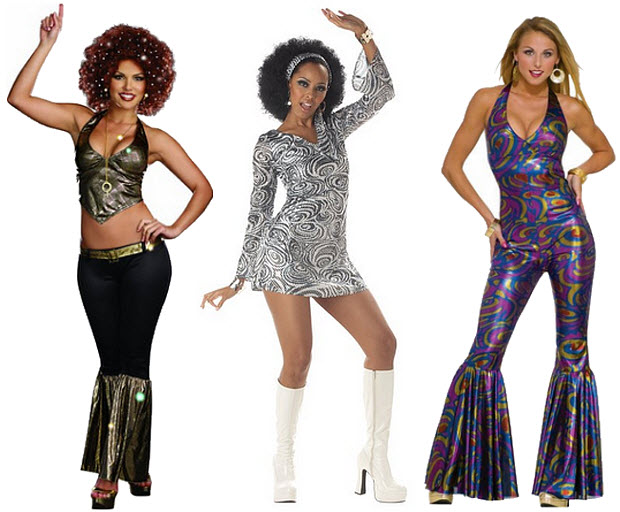 Disco clothing for women - b