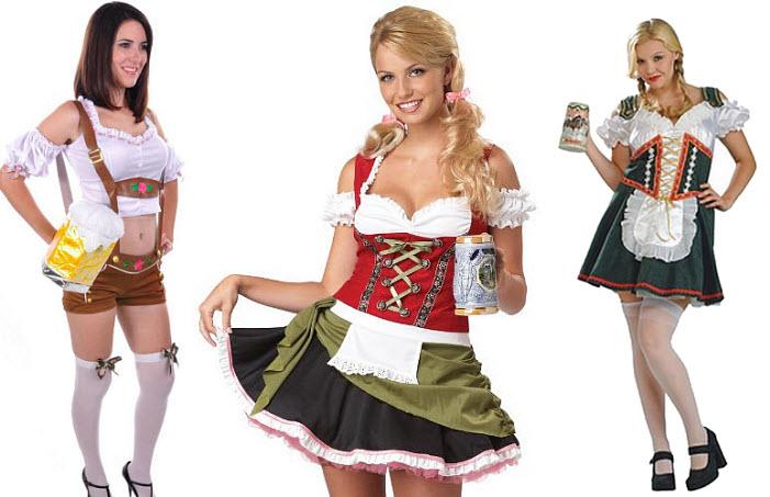 Oktoberfest costume for women - 2