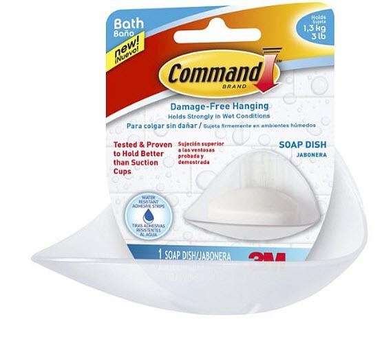 Shower soap holders - b