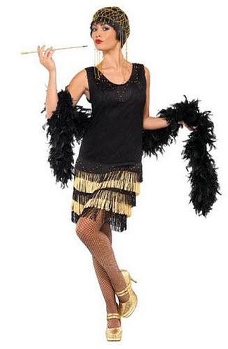 1920s Halloween costumes - b