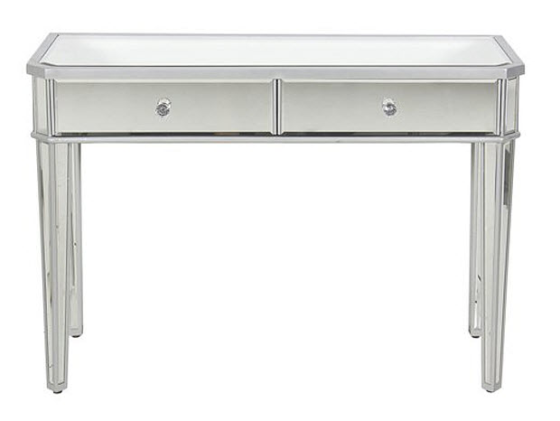 Mirrored sofa table - b