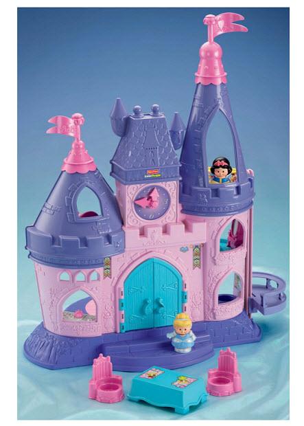 Princess castle toy - 2
