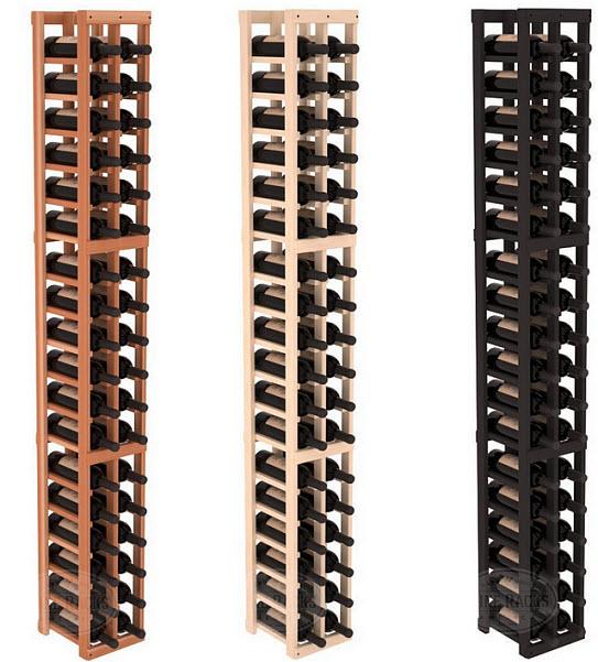 Tall thin wine rack - 2