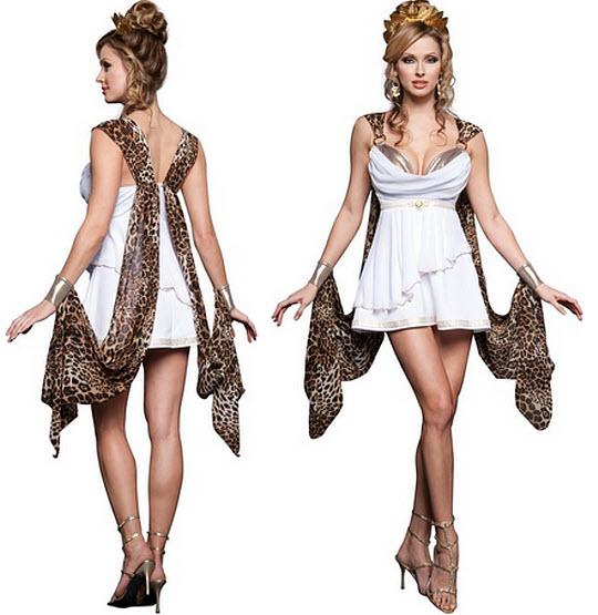 Goddess costumes for women - b