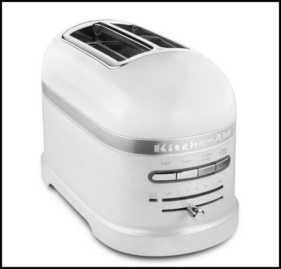 Motorized toaster - 2