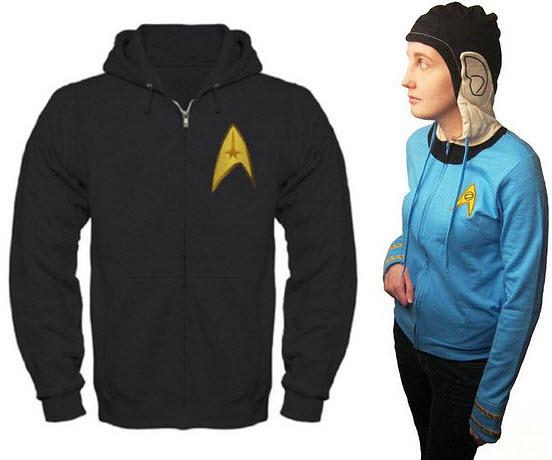 Star Trek hoodie - 3