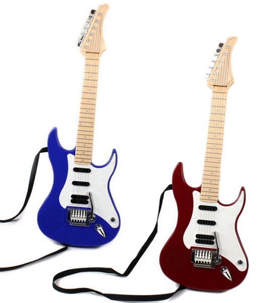 Toy electric guitar for kids - 2