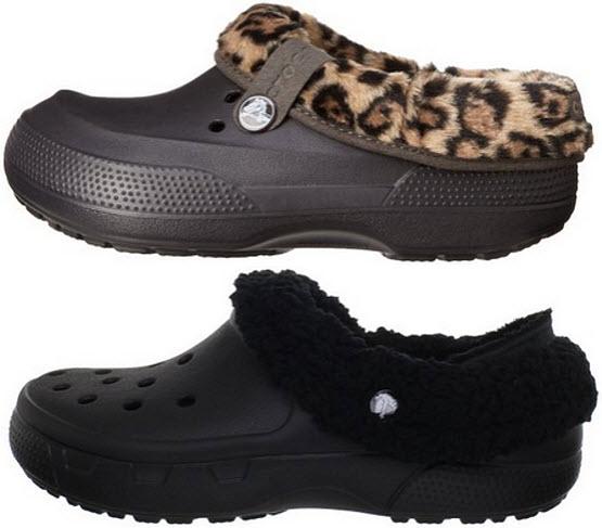 Winter crocs for women - 2