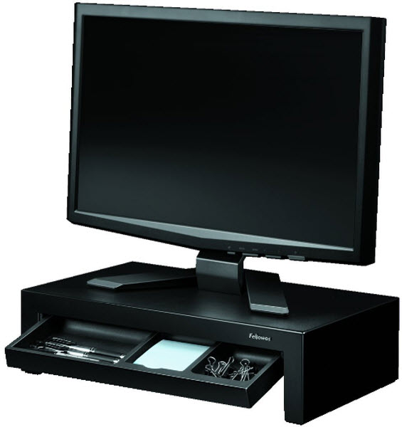 Computer monitor riser