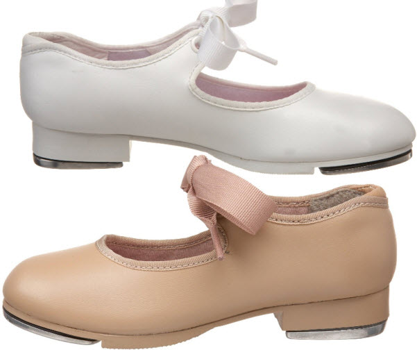 Girls tap dance shoes