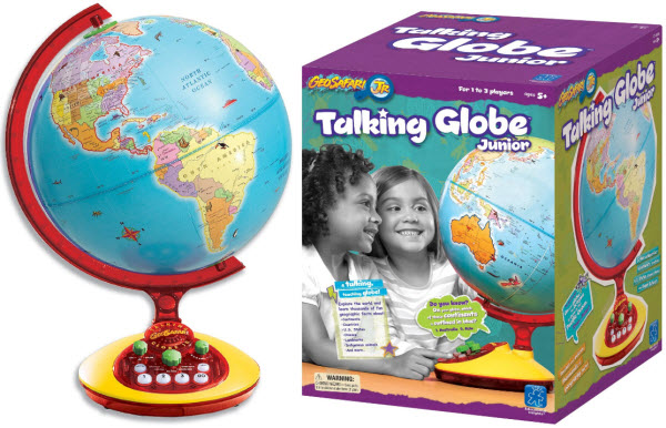 Globe of the world for kids