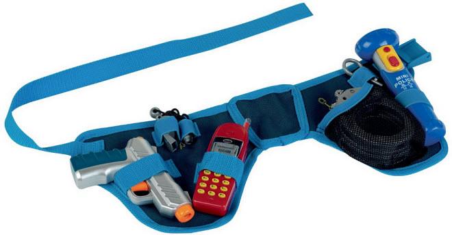 Kids police belt - b