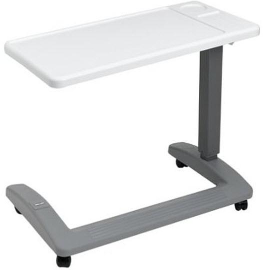 Adjustable hospital table