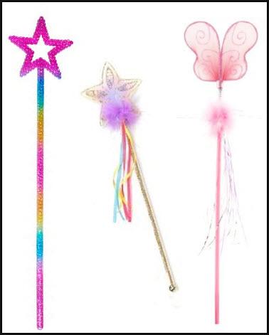 Princess magic wand