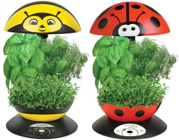 indoor herb growing kits