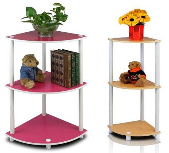 Kids corner bookcase