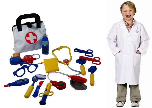 Kids doctor kits b