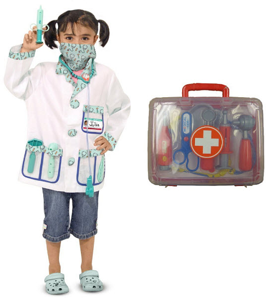 Kids doctor kits
