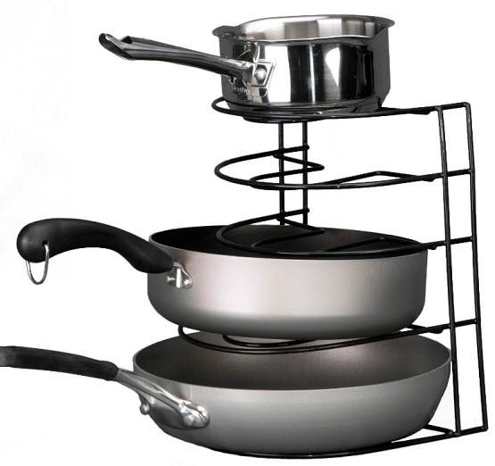 frying pan rack
