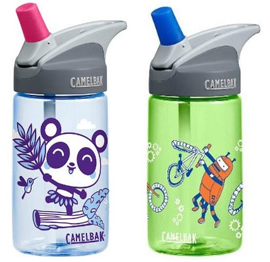 Leak proof water bottle for kids