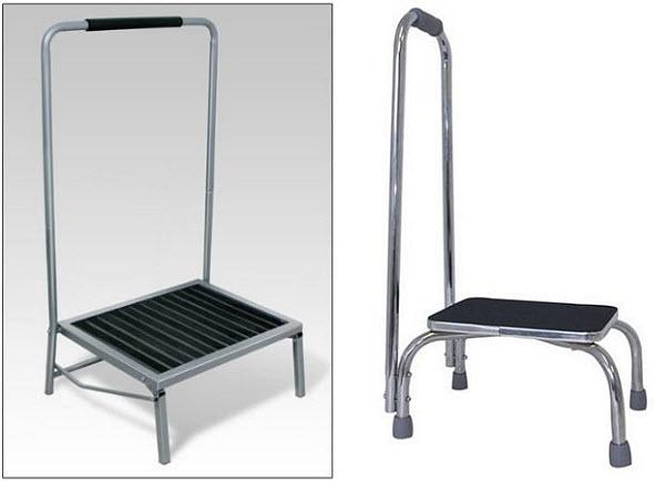 Foot stool for seniors