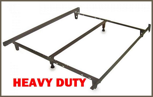 Heavy duty metal bed frame 1