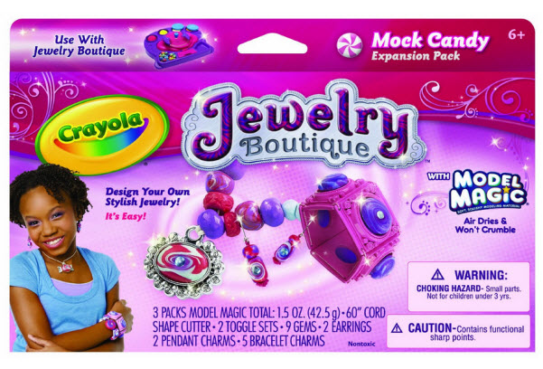 Jewelry making kit for kids - 2