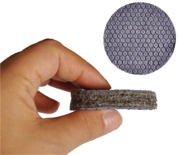 Non-slip furniture pads