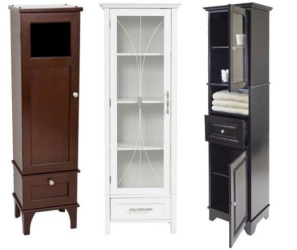 bathroom linen tower cabinet - findabuy