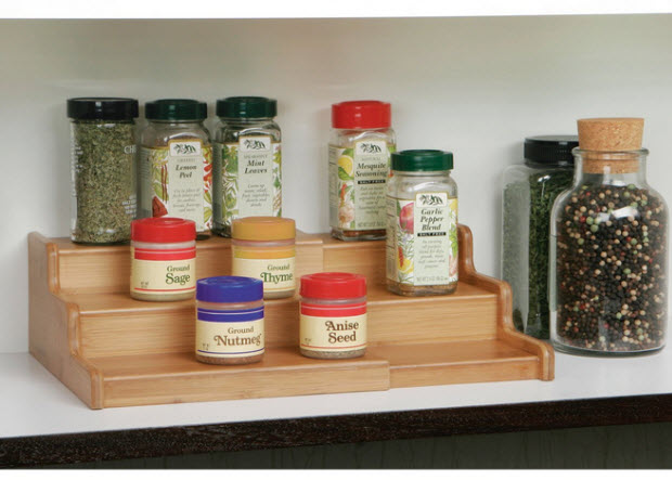 Spice step rack - b
