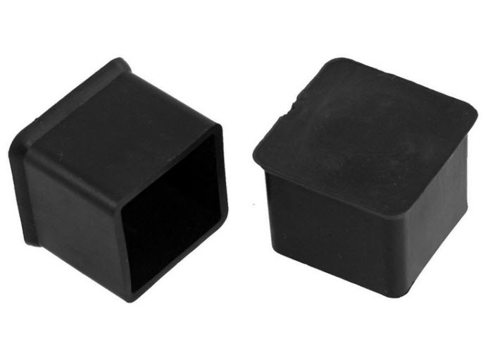 Square leg tips - 2