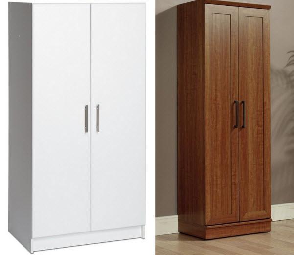 2 Door pantry cabinet