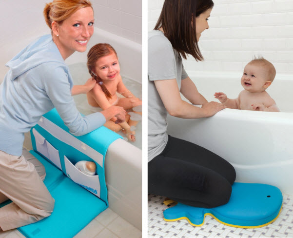 Bath kneeling mat
