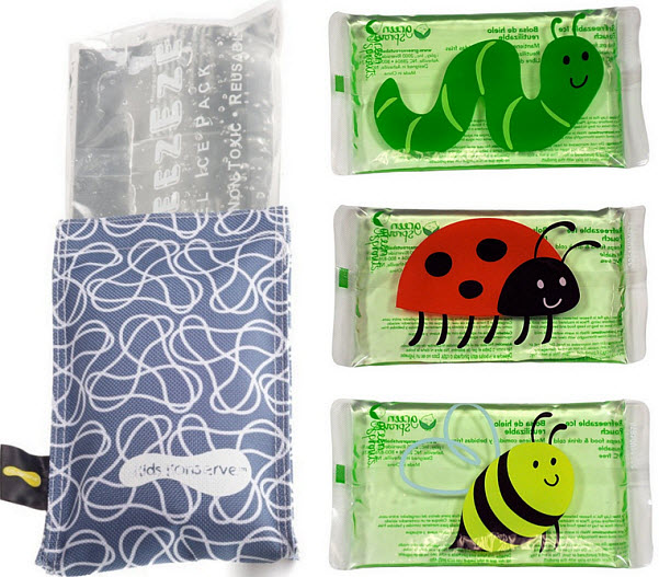 Kids lunch ice pack