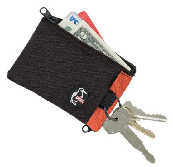 Zipper sports wallet