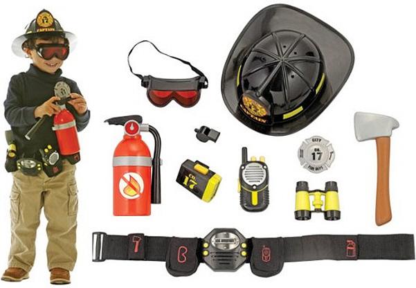 Fireman playset
