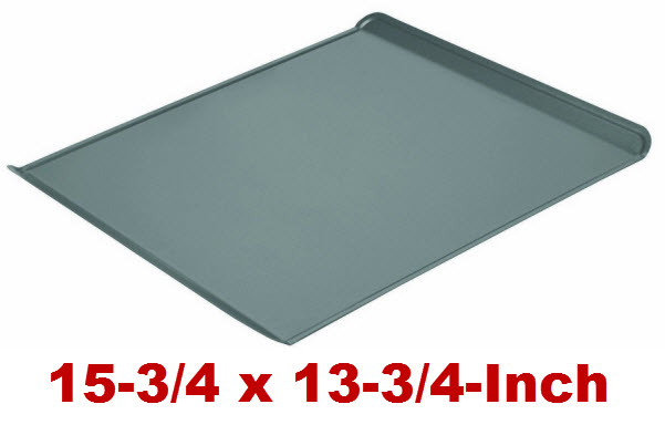 Non-stick large cookie sheet