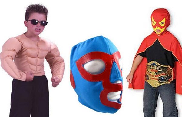Wrestler costumes for kids