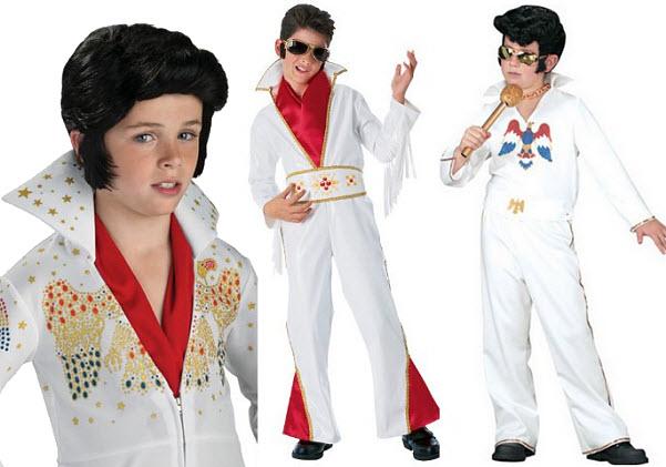 Elvis Halloween costumes for kids