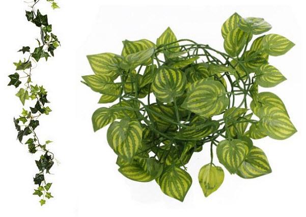 Fake ivy garland