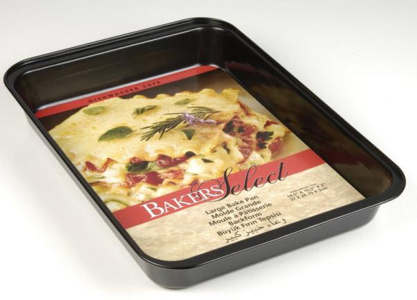 Nonstick lasagna pan
