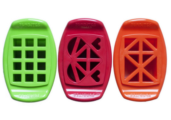 Food shapers for kids