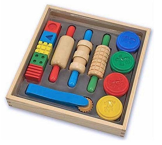 Modeling clay kit for kids