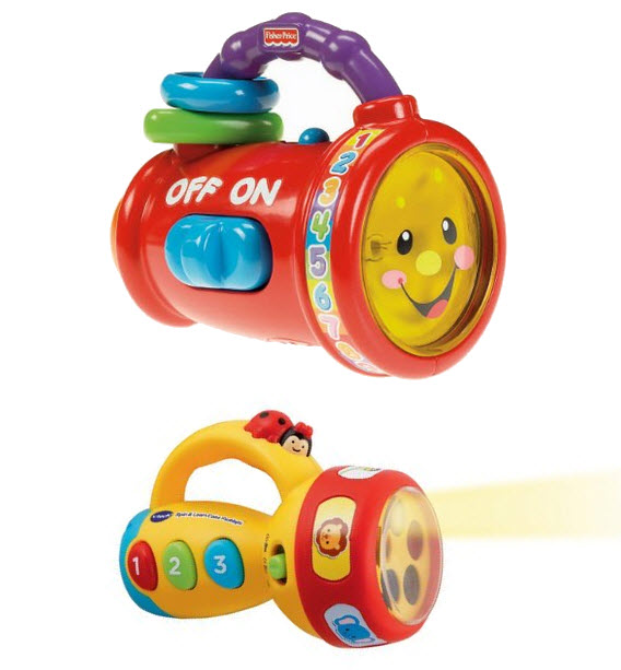 Kids flashlight toy - 2