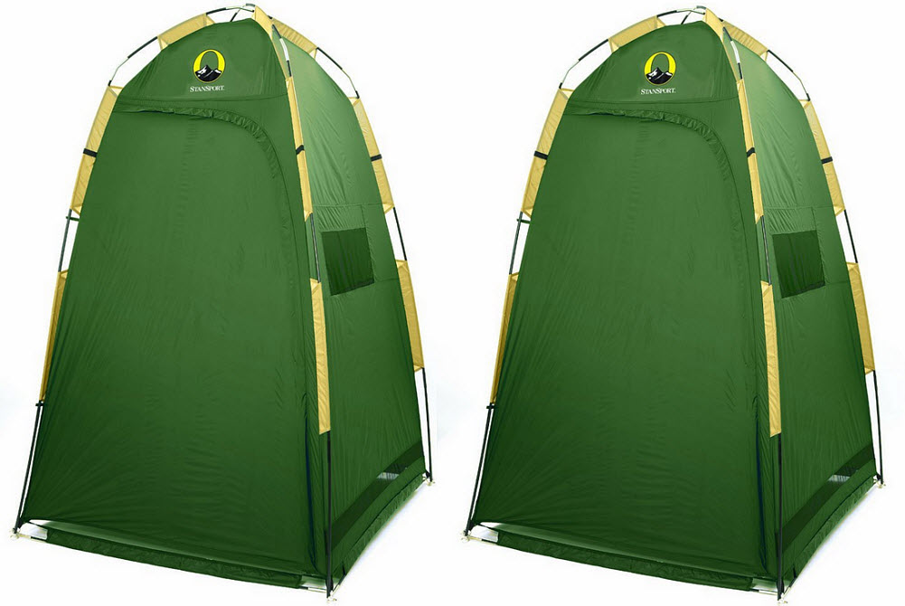 Portable privacy changing tent
