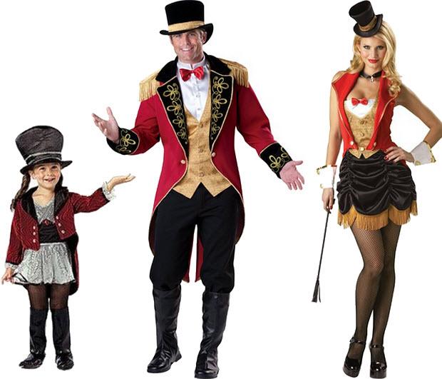 ringmaster halloween costume