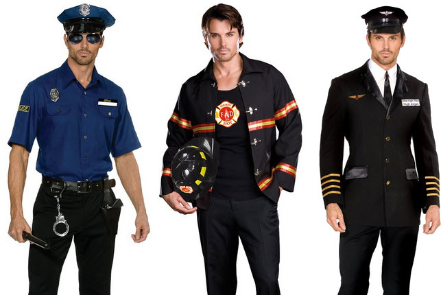 Sexy Halloween costumes for men