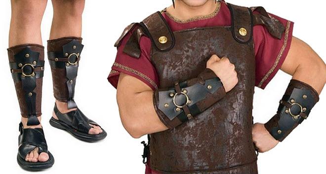 gladiator costume accessories - b