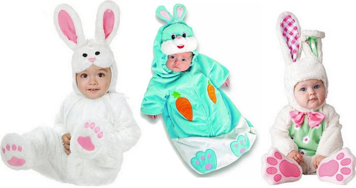 Baby rabbit Halloween costume